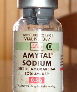 Amytal Sodium